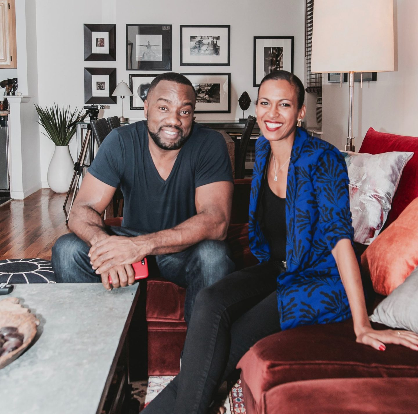 "03: ""I'm Going To Love Who I Love""…with Malik Yoba"